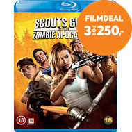Produktbilde for Scouts Guide To The Zombie Apocalypse (BLU-RAY)
