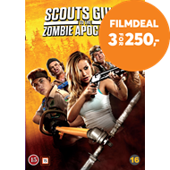 Produktbilde for Scouts Guide To The Zombie Apocalypse (DVD)