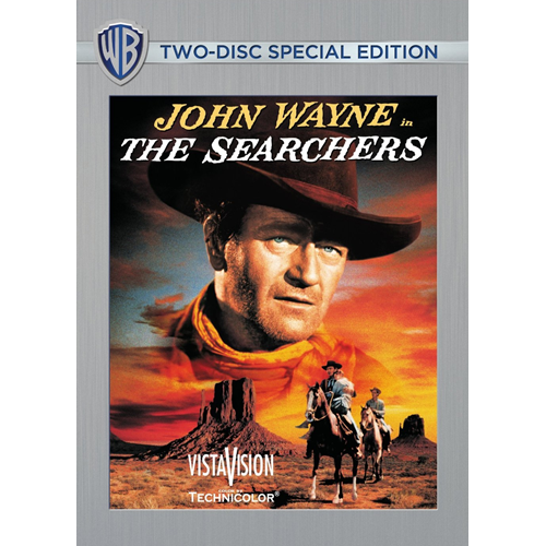 The Searchers (DVD - SONE 1)