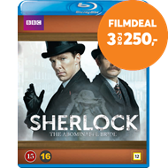 Produktbilde for Sherlock - The Abominable Bride (BLU-RAY)