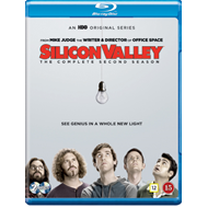 Silicon Valley - Sesong 2 (BLU-RAY)