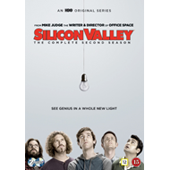Silicon Valley - Sesong 2 (DVD)