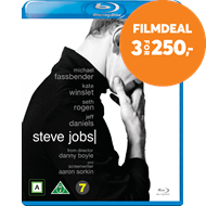 Produktbilde for Steve Jobs (BLU-RAY)