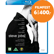 Produktbilde for Steve Jobs (DK-import) (BLU-RAY)