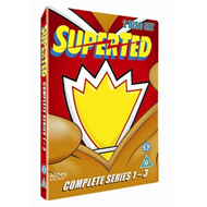 SuperTed - The Complete Series 1 - 3 (UK-import) (DVD)