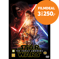 Produktbilde for Star Wars: Episode VII - The Force Awakens (DVD)