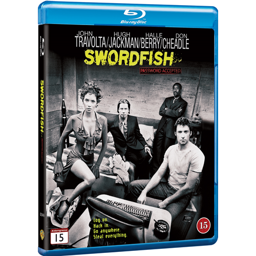 Swordfish (UK-import) (BLU-RAY)