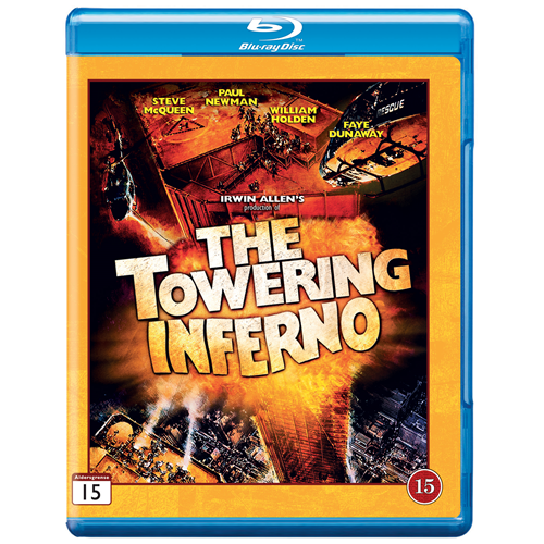 The Towering Inferno (BLU-RAY)