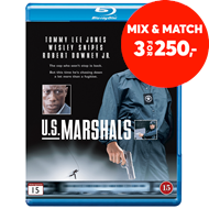 Produktbilde for U.S. Marshals (BLU-RAY)