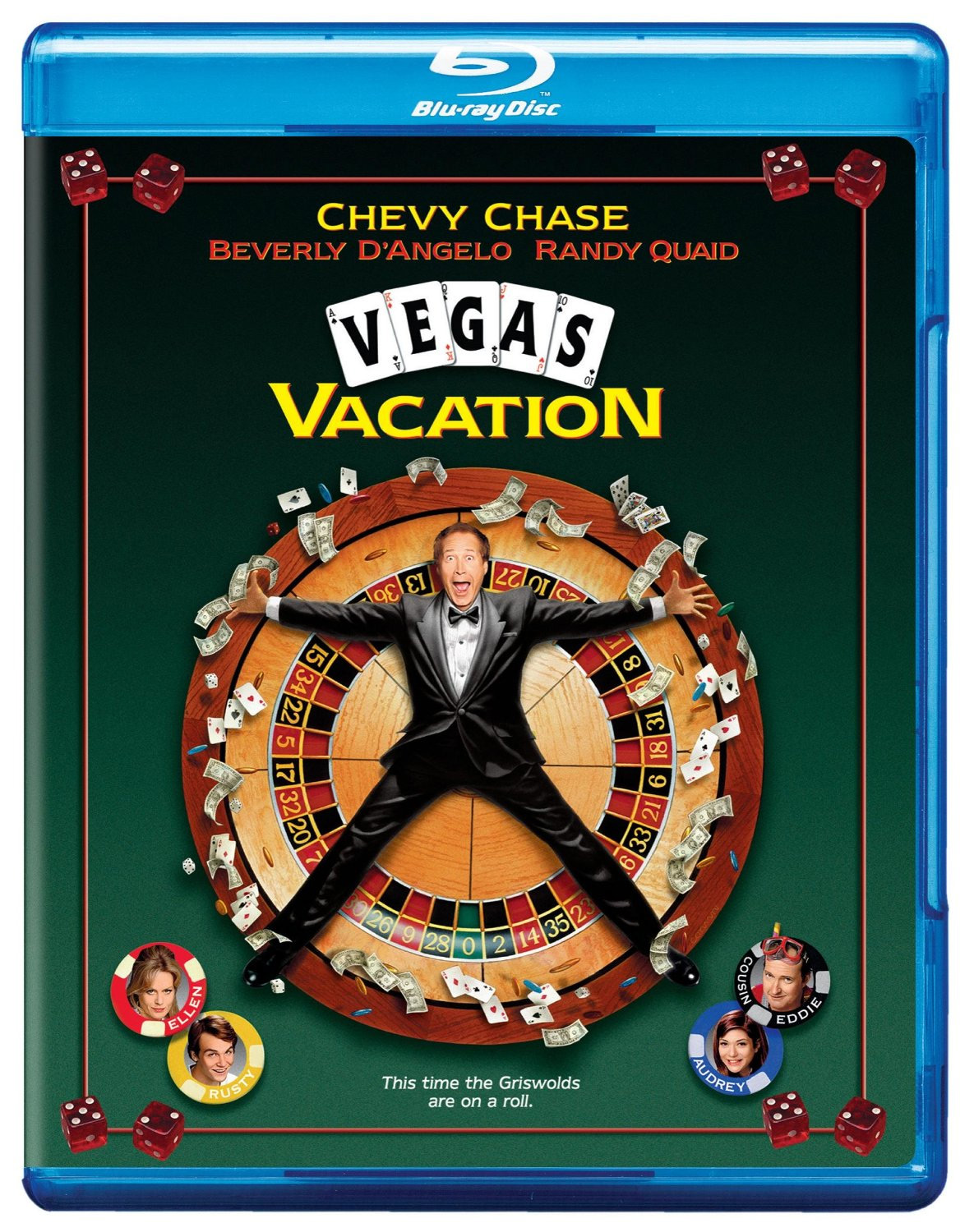 Vegas Vacation Cast Female