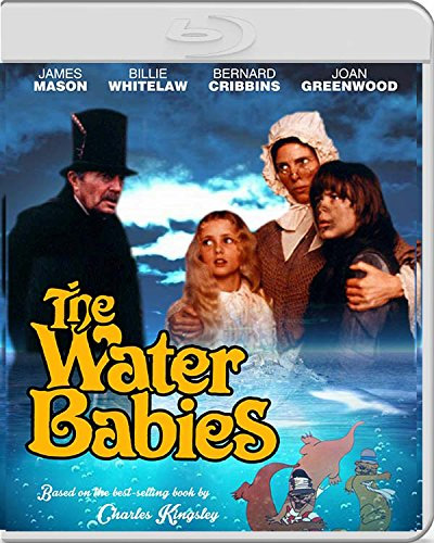 The Water Babies (UK-import) (BLU-RAY)