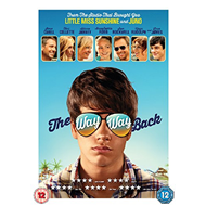 The Way Way Back (UK-import) (DVD)