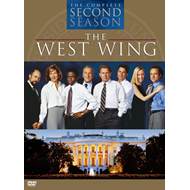 The West Wing - Sesong 2 (DVD - SONE 1)