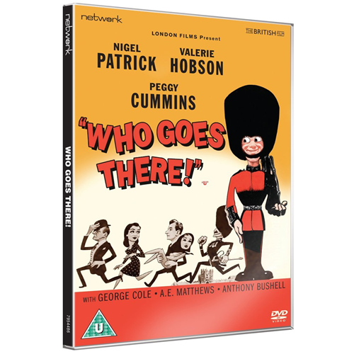 Who Goes There? (UK-import) (DVD)