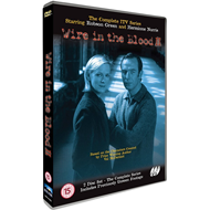 Wire In The Blood - Sesong 2 (UK-import) (DVD)