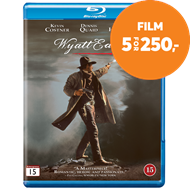 Produktbilde for Wyatt Earp (BLU-RAY)