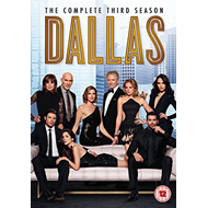Dallas - Sesong 3 (UK-import) (DVD)