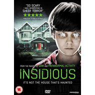 Insidious (UK-import) (DVD)