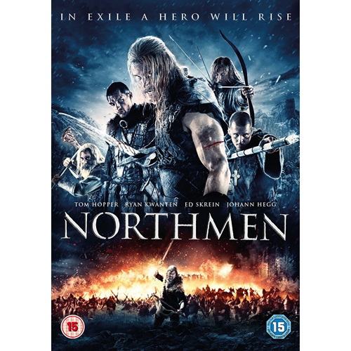 Northmen - A Viking Saga (UK-import) (DVD)
