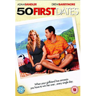50 First Dates (UK-import) (DVD)