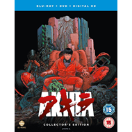 Akira (UK-import) (Blu-ray + DVD)