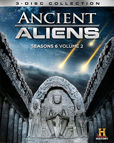 Ancient Aliens - Sesong 6 Del 2 (BLU-RAY)