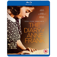 The Anne Franks Dagbok (UK-import) (BLU-RAY)