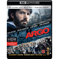 Produktbilde for Operasjon Argo (4K Ultra HD + Blu-ray)
