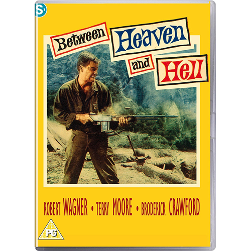 Between Heaven And Hell (UK-import) (DVD)