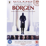 Borgen - Sesong 1 (UK-import) (DVD)