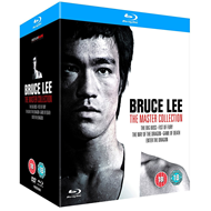 Bruce Lee - The Master Collection (UK-import) (BLU-RAY)