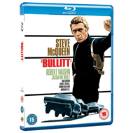 Bullitt (UK-import) (BLU-RAY)