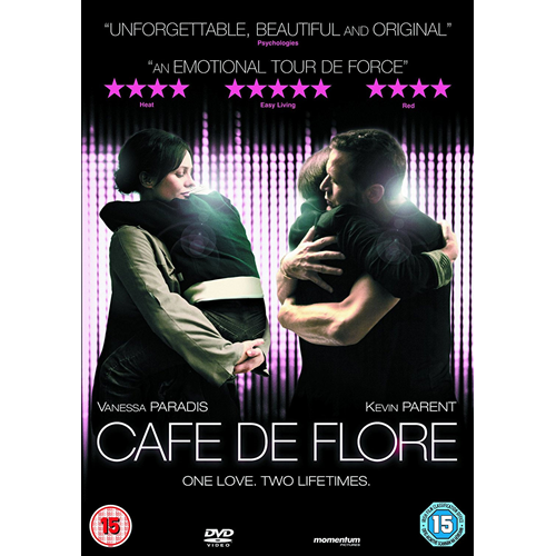 Cafe De Flore (UK-import) (DVD)
