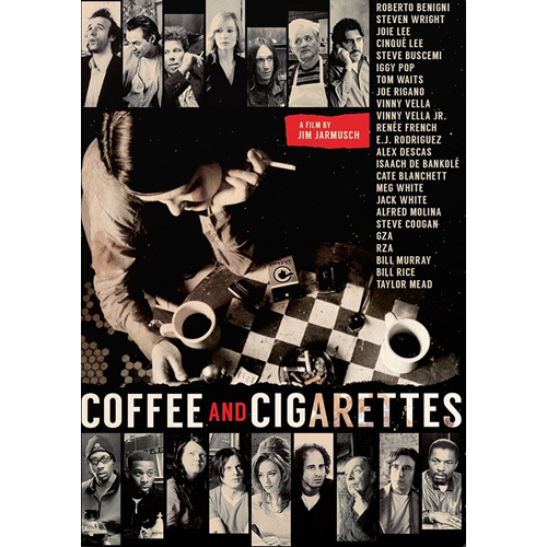 Coffee And Cigarettes (DVD - SONE 1)