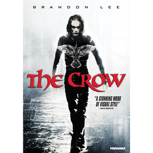 The Crow (DVD - SONE 1)