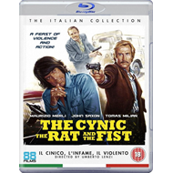 The Cynic, The Rat And The Fist (UK-import) (BLU-RAY)