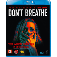 Don't Breathe (BLU-RAY)