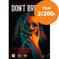 Produktbilde for Don't Breathe (DVD)