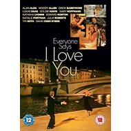 Everyone Says I Love You (UK-import) (DVD)