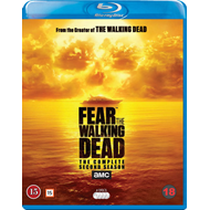 Fear The Walking Dead - Sesong 2 (BLU-RAY)