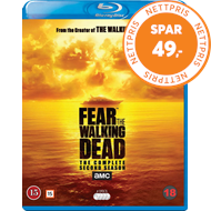 Produktbilde for Fear The Walking Dead - Sesong 2 (BLU-RAY)