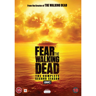Fear The Walking Dead - Sesong 2 (DVD)