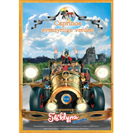Produktbilde for Flåklypa Grand Prix (DVD)