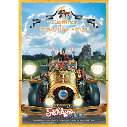 Flåklypa Grand Prix (DVD)