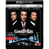 Goodfellas (4K Ultra HD + Blu-ray)