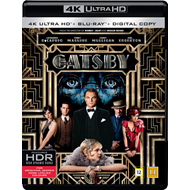 The Great Gatsby (4K Ultra HD + Blu-ray)