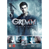 Grimm - Sesong 4 (DVD)
