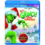 How The Grinch Stole Christmas - 15th Anniversary Edition (UK-import) (BLU-RAY)