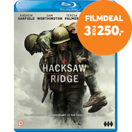 Produktbilde for Hacksaw Ridge (BLU-RAY)