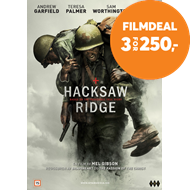 Produktbilde for Hacksaw Ridge (DVD)